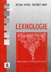 Lexikologie II.