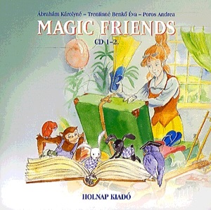 Magic friends - CD 1-2
