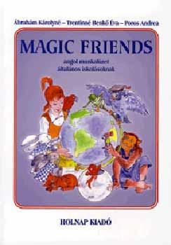 Magic Friends - Angol munkafüzet általános iskolásoknak