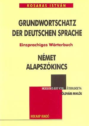 Német alapszókincs