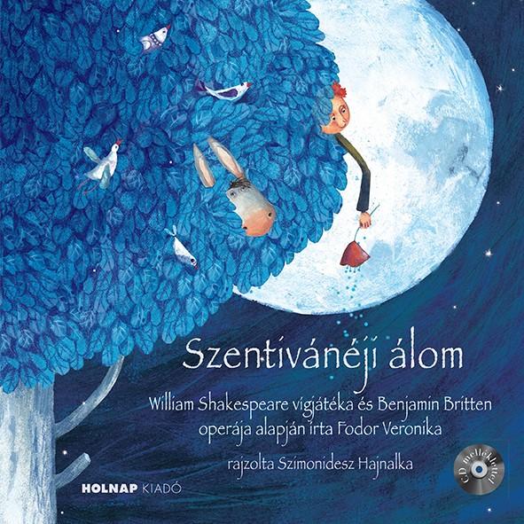 Szentivánéji álom - CD melléklettel