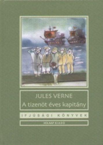 A tizenöt éves kapitány - Jules Verne pdf epub