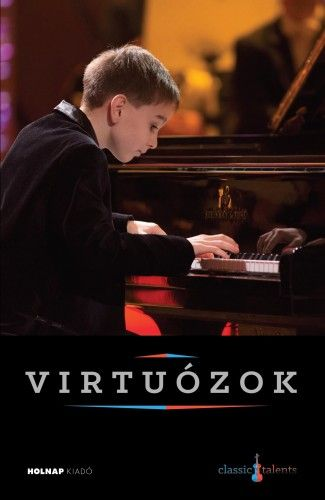 Virtuózok - Boros Misivel a borítón (CD melléklettel)
