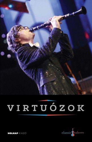Virtuózok - Lugosi Ali Dániellel a borítón (CD melléklettel)