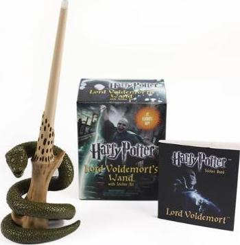 Harry Potter - Voldemort's Wand with Sticker Kit