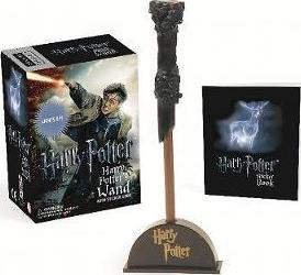 Harry Potter: Harry Potter's Wand and Sticker Book