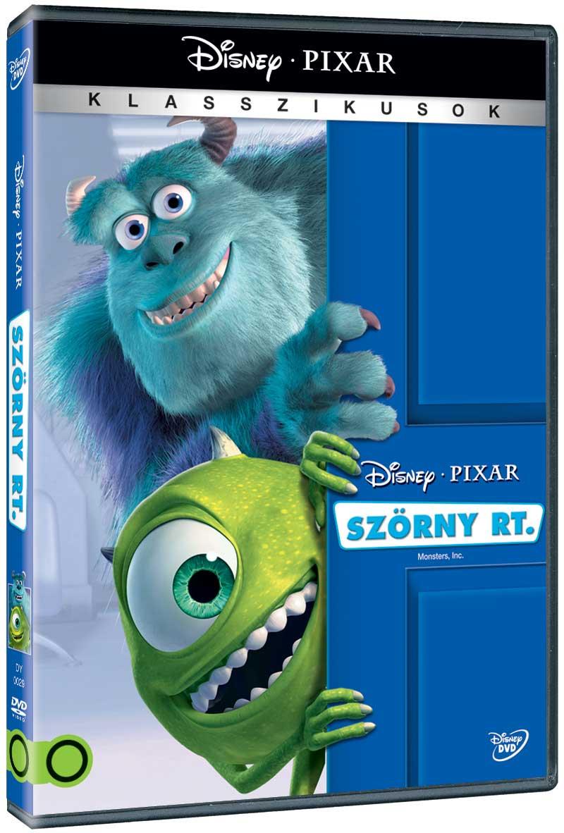 Szörny Rt. - DVD