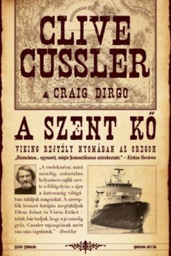 A szent kő - Clive Cussler pdf epub