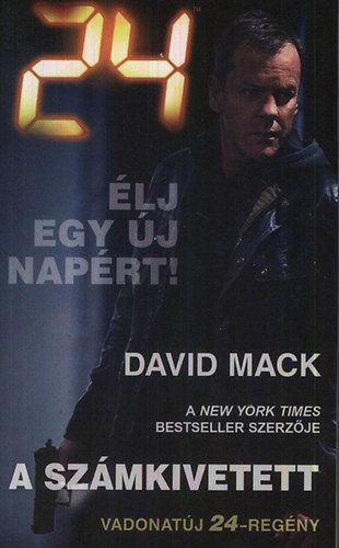 A számkívetett - David Mack |