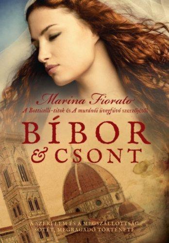 Bíbor és csont - Marina Fiorato pdf epub