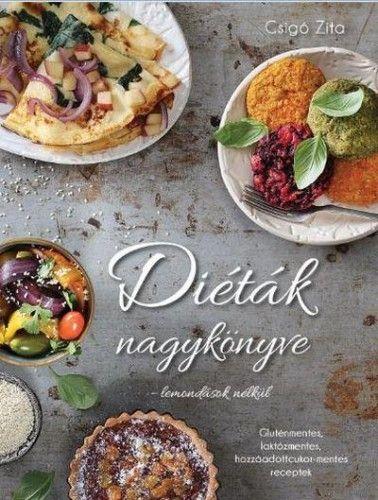 Diéták nagykönyve – lemondások nélkül