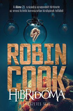 Hibridóma - Robin Cook pdf epub