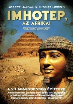 Imhotep, az afrikai - Robert Bauval pdf epub