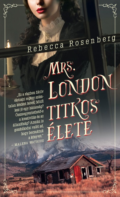 Mrs. London titkos élete - Rebecca Rosenberg pdf epub