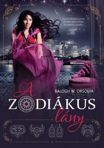 A zodiákus lány - Balogh W. Orsolya pdf epub