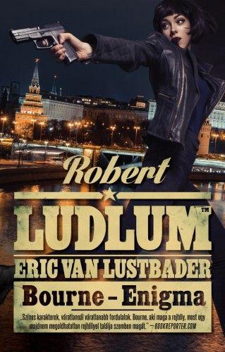 Bourne - Enigma - Robert Ludlum |