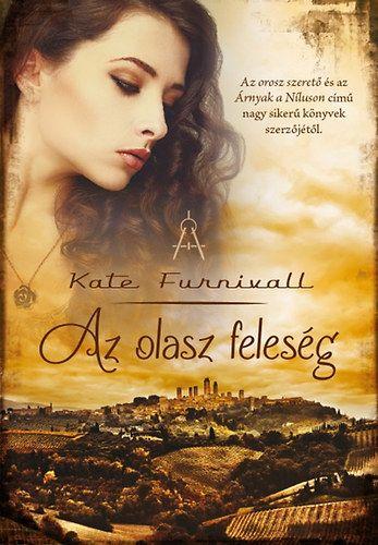 Az olasz feleség - Kate Furnivall pdf epub