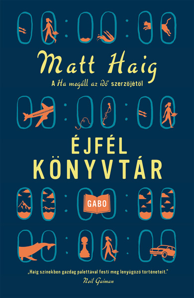 Matt Haig - Éjfél Könyvtár