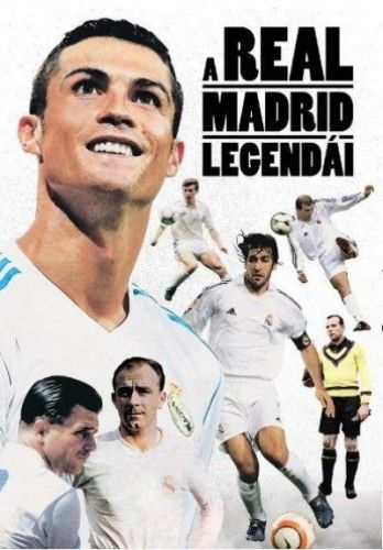 A Real Madrid legendái -  pdf epub