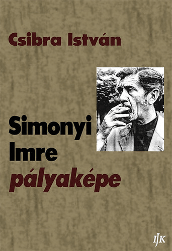 Simonyi Imre pályaképe
