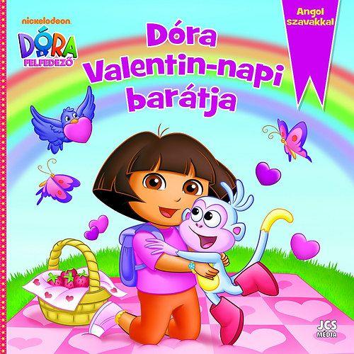 Dóra a felfedező - Dóra Valentin-napi barátja