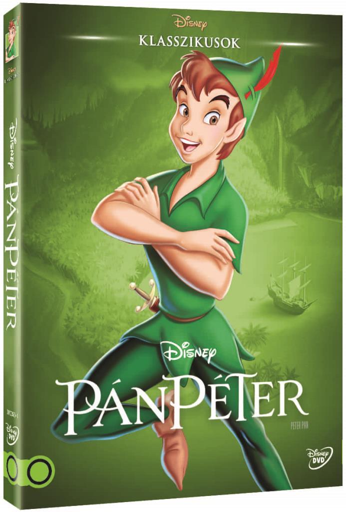 Pán Péter (O-ringes, gyűjthető borítóval) - DVD
