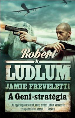 A Genf-stratégia - Robert Ludlum |