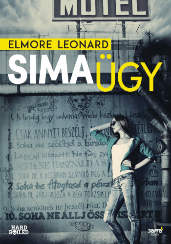 Sima ügy - Elmore Leonard |