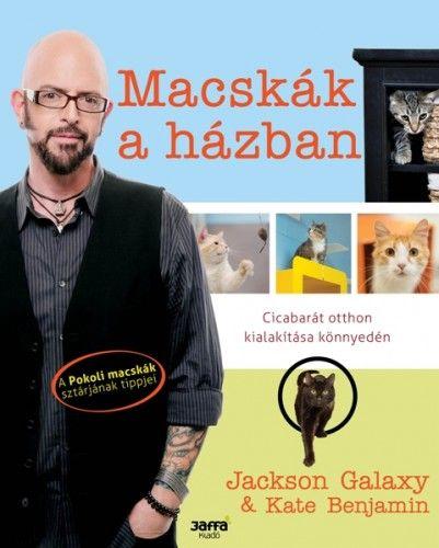 Macskák a házban - Jackson Galaxy pdf epub
