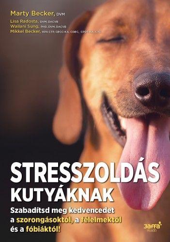 Stresszoldás kutyáknak - Marty Becker pdf epub