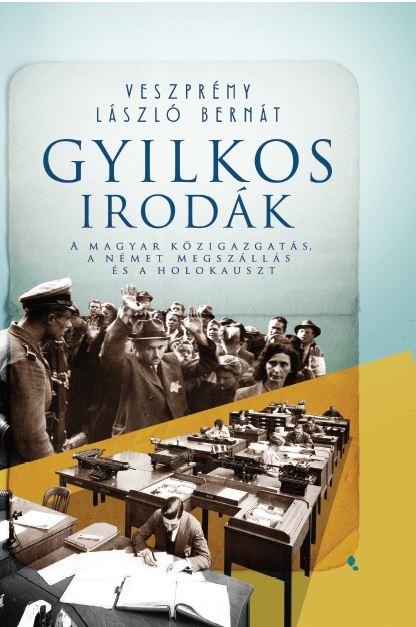 Gyilkos irodák - Veszprémy Bernát László pdf epub