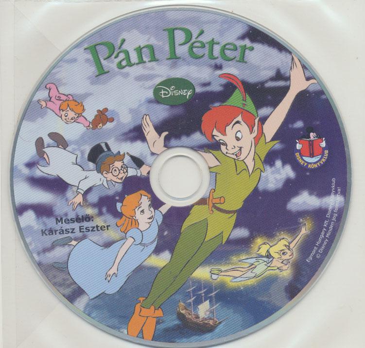 Pán Péter - Hangoskönyv