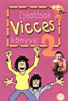 Iskolások vicces könyve 2. - KÁGÉ |