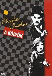 Chaplin - Kölyök - DVD