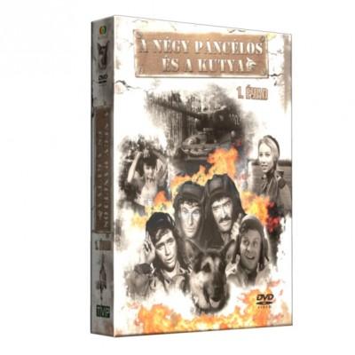 Négy páncélos és a kutya 1. évad díszdoboz - DVD