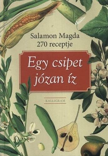 Egy csipet józan íz - Salamon Magda pdf epub