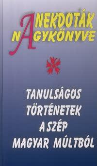 Anekdoták nagykönyve - Vágó Gy. Zsuzsanna pdf epub