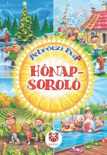 Hónapsoroló - Petrőczi Éva pdf epub