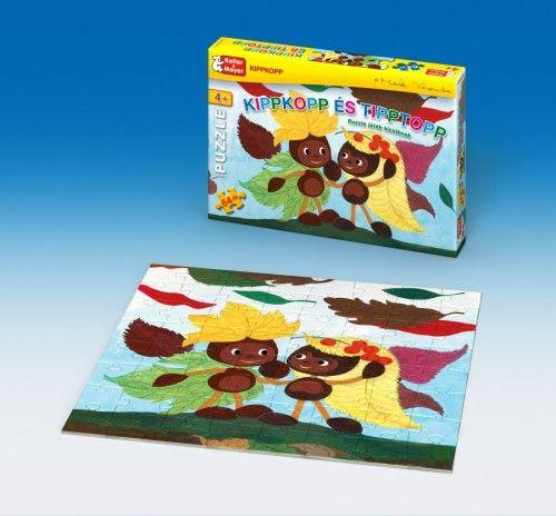 Kippkopp és Tipptopp (puzzle)