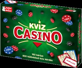 Kvíz Casinó (társasjáték)