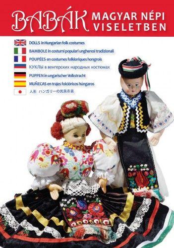 Babák magyar népi viseletben