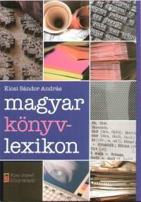 Magyar könyvlexikon - Kicsi Sándor András pdf epub