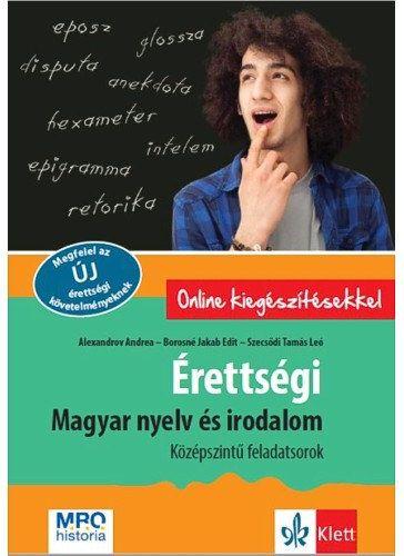 Érettségi Új - Magyar nyelv és irodalom - Középszintű feladatsorok