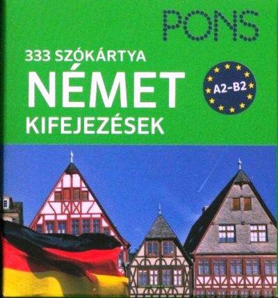 333 szókártya - Német kifejezések