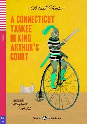 A Conneticut Yankee in King Arthur's Court + CD