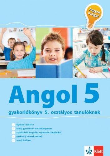 Angol Gyakorlókönyv 5 - Jegyre Megy