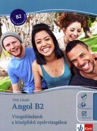 Angol B2 (audió CD melléklettel)