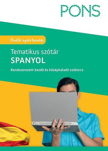 Pons - Tematikus szótár - Spanyol - Nora Deike pdf epub