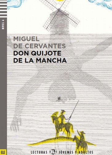 Don Quijote de la Mancha + CD