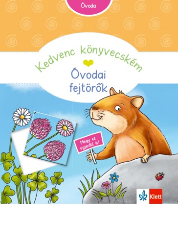 Kedvenc könyvecském - Óvodai fejtörők